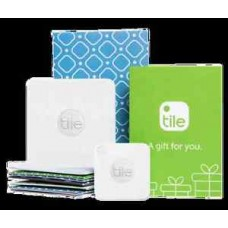 3rd gen Tile mate or Tile slim GPS bluetooth tracker Android Iphone with pouch