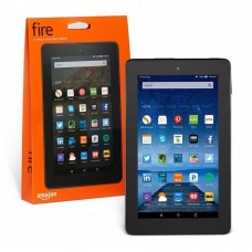 "Amazon Fire Tablet, 7"" Display, Wi-Fi, 8 GB Black"