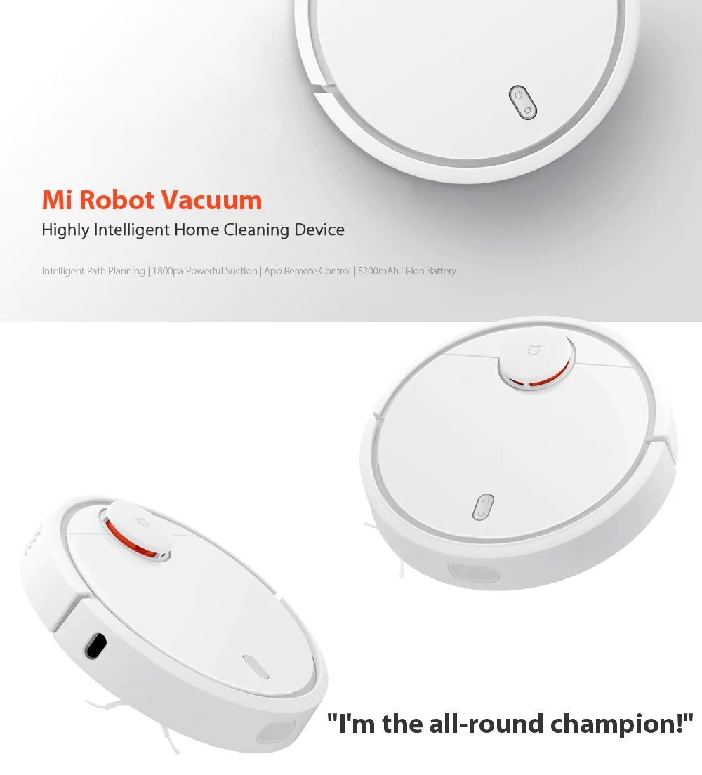 White-Original-Xiaomi-Smart-Vacuum-Cleaner-App-Remote-Control-5200mAh-APP-CN-163
