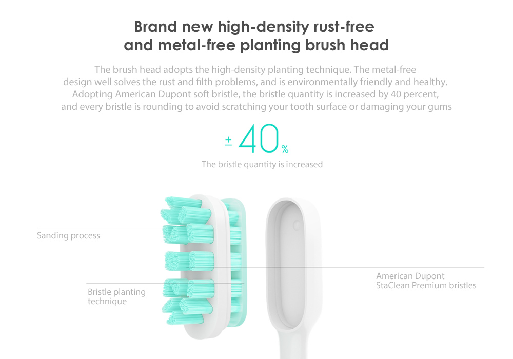Xiaomi-Mi-Home-Rechargeable-Sonic-Electric-Toothbrush-APP-Control-White-22282479